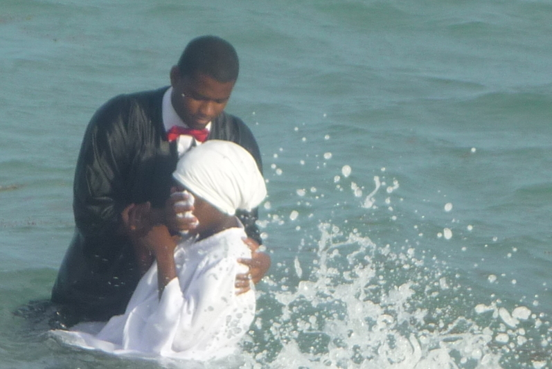 "<span style=""font-weight: bold;"">Water Baptism</span>&nbsp;"